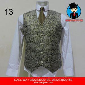13. Rompi + Dasi + Celana