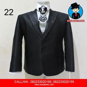 22. Jas + Dasi + Celana