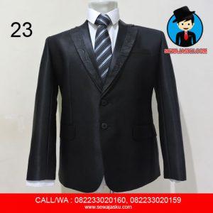 23. Jas + Dasi + Celana